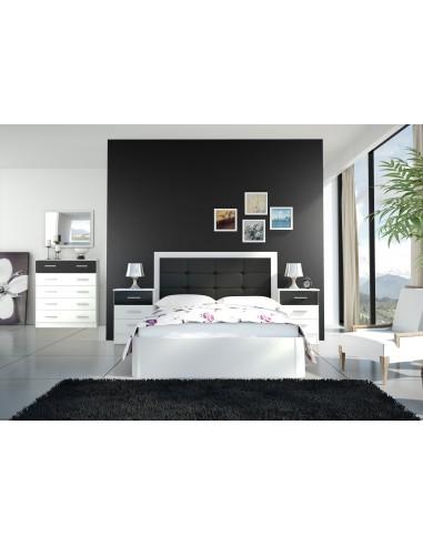Conjunto Blanco-Negro