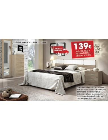 Dormitorio Serie C F23