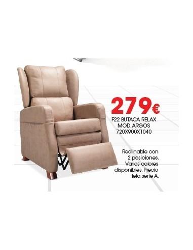 Butaca relax F22